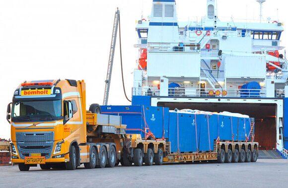 перевозка негабаритных грузов Москва